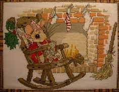 Fireplace Mouse 1