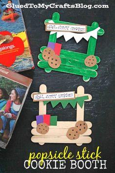 Girl Scout Swap, Girl Scout Leader, Girl Scout Troop, Girl Scout Daisy Activities, Girl Scout Crafts, Girl Scout Cookie Sales, Girl Scout Cookies, Preschool Crafts, Crafts For Kids