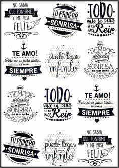 letras en español para transferir - Buscar con Google