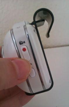 Filines Testblog#elmo#Qbig -der Halterungsclip fürs iPhone, Handy oder Tablet zum Anklicken