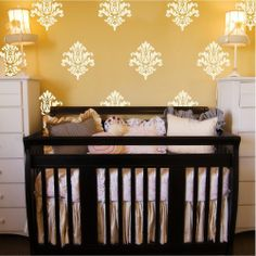 If you want to really bring some unusual and rich details to your room decor, damask wall decals are a great way to go about it. You can make...