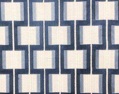 Blue - Decor Fifty-Five: Fabrics Fabrics, Quilts, Blanket, Blue, Decor, Tejidos, Decoration, Quilt Sets, Blankets