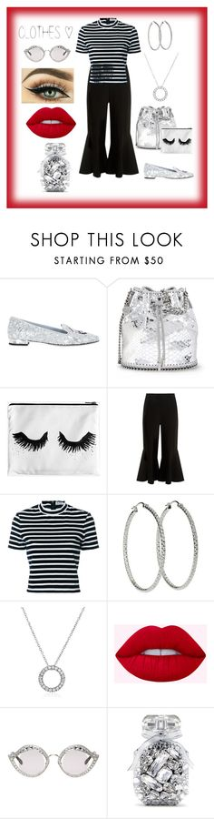 """Trending Shoe-Clothes <3"" by gigiglow ❤ liked on Polyvore featuring Chiara Ferragni, STELLA McCARTNEY, Rianna Phillips, Peter Pilotto, T By Alexander Wang, Gucci and Victoria's Secret"