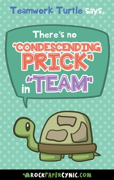 Timmy the Teamwork Turtle Tells the Truth About Teamwork