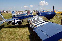 Van's Aircraft RV-8- Aviation - http://FunPlacesToFly.com