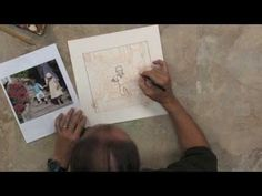 Join professional artist Dan Nelson for a free art lesson on watercolor pencil techniques.
