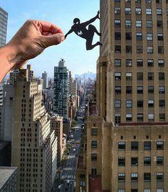 Фотошедевры Ричи Маккора. Добавленная реальность | Общий 18 Элемента