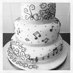 Pretty Cakes, Cute Cakes, Beautiful Cakes, Amazing Cakes, Crazy Cakes, Fancy Cakes, Birthday Cakes For Teens, 16 Birthday Cake, 16th Birthday
