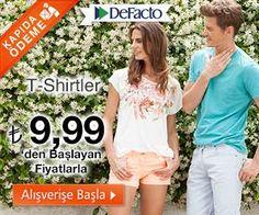 Akdeniz modasının öncüsü Defacto 15 TL değerinde indirim kuponu ile indipon.com'da. Ağustos ayı sonuna kadar geçerli 15 TL indirim fırsatını kaçırmayın. defacto indirim kuponu