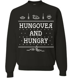 Hungover (Crewnecks) Romantic Gifts For Husband, Best Gift For Wife, Valentine Gift For Wife, Husband Valentine, Christmas Gifts For Husband, Anniversary Gifts For Husband, Birthday Gifts For Girlfriend, Friend Birthday Gifts, Christmas Shirts