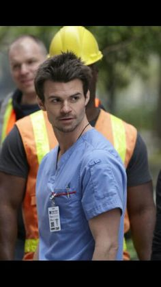 From Saving Hope. . Excited for season 2