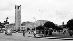 Photos of Old Addis (We bet you can tell where they are all! Ethiopia Addis Ababa, Addis Abeba, Ethiopia Travel, Haile Selassie, Abyssinian, Geography, Past, Sweet Home, History