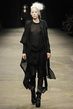 Barbara i Gongini S/S '13  -Or better said my general style in a nutshell.
