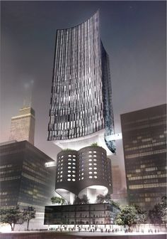 Jeanne Gang and Michael Kimmelman's proposal to save Prentice Women's Hospital