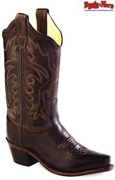 aba4ab4be44 Work and western wear headquarters best prices and serves everyday. Old West  Children s Cowboy Boot ...
