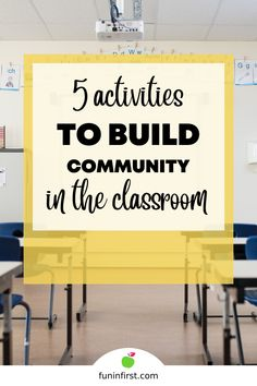 It's back to school season, teachers! You know what that means… Lots of introductions, icebreakers, and getting to know your new students on a personal and academic level. It also means that students will begin to build their classroom community, setting the tone for the rest of the school year! I am a firm believer in fostering a positive and strong community in my class. It's the secret formula to ensuring your year goes smoothly and benefits every student! First Day Activities, Back To School Activities, Classroom Routines, Classroom Activities, Morning Songs, Silly Songs, Interpersonal Relationship, Critical Thinking Skills, Classroom Community