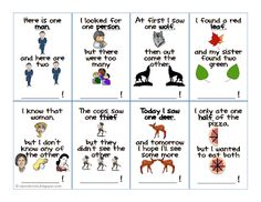 Grammar: Irregular Plural Noun Flash Cards (Set 2)  - Pinned by @PediaStaff – Please Visit ht.ly/63sNtfor all our pediatric therapy pins