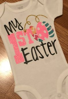 fb13538de Easter, baby, baby clothes, baby girl clothes, baby shower, baby shower