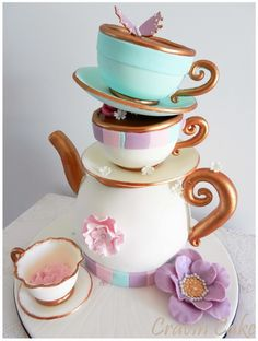 Bridal Shower Cakes Designs