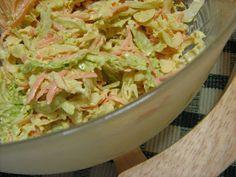 As Minhas Receitas: Coleslaw