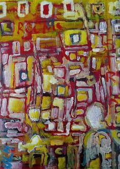 Jean-Louis Moray - The High Street 2 Artist: Moray Jean-Louis Artwork title: The High Street 2 Price: $65