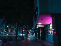Nite Noir ; LA + Miami