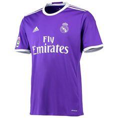 Real Madrid Away Shirt 2016-17: Real Madrid Away Shirt 2016-17 The Real Madrid Away Shirt 2016-17 sees… #RealMadridShop #RealMadridStore