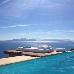 #independent #villa with #private #pool near #sandy #beach & #picturesque #village ! . http://ift.tt/2GlMjbM . #instatravel #instaphoto #instapic #seaview #view #breathtaking #holidaymood #Vacation #summerfun #Lefkada #luxuryrentals
