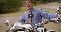 """Daddy's Home Movie trailer - """"Motorcycle"""" Clip - Paramount Pictures Daddys Home Movie, Daddy's Home, Will Ferrell, Home Movies, Mark Wahlberg, Paramount Pictures, Funny Movies, Best Dad, Movie Trailers"""