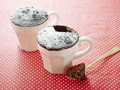 レンジで2分♪ギリギリ義理チョコケーキ♡の画像