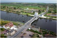 The Pegasus Bridge is the name received after operations on June 6, 1944, during World War II, the bridge of Bénouville in honour of the British paratroopers, whose horse winged Pegasus was their emblem.