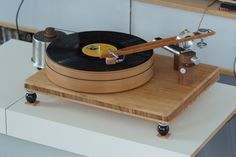 Ikea Turntable - Jochen Soppa DIY turntable made from ikea parts!