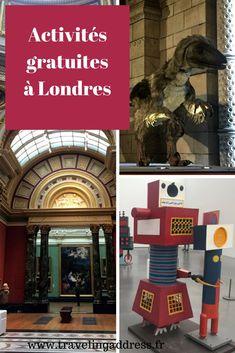 4 musées gratuits à Londres , Grande-Bretagne #gratuit #london