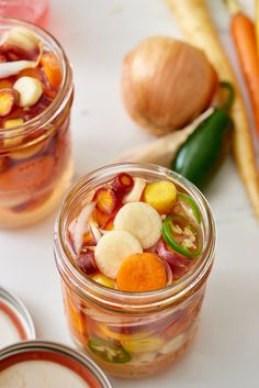 How To Make Spicy Mexican-Style Pickled Carrots — Cooking Lessons from The Kitchn