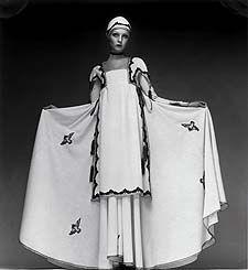 Bill Gibb: Designer of the year 1970