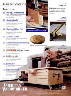 Shop Assembly Table - Page 1