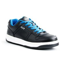 Shop Terra BROCK Men's Steel-Toe Skater Shoes at Lowe's Canada. Find our selection of work boots at the lowest price guaranteed with price match. Steel Toe Shoes, High Top Sneakers, Boots, Clothes, Accessories, Products, Fashion, Crotch Boots, Moda