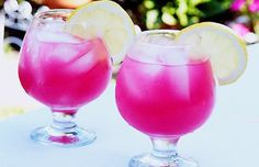 The Ultimate Girly Drink Recipe: 1 oz Malibu® coconut rum 1 oz Absolut® vodka 1 oz cranberry juice 1 oz orange juice