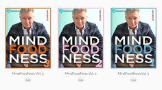 """MindFoodNess, tre audiobook per scoprire il """"qui e ora"""" con il Dott. Emanuel Mian. In streaming su Audible e in download su iTunes."""