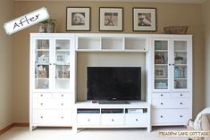 Hemnes Entertainment Center