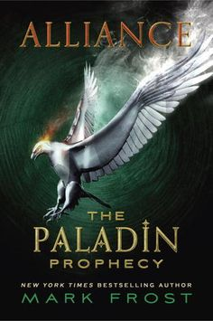 Alliance (The Paladin Prophecy #2) by Mark Frost -- Published January 7th 2014.  Finished reading on 14th Apr 2014.