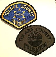 Tulare-County-Sheriff-Patches