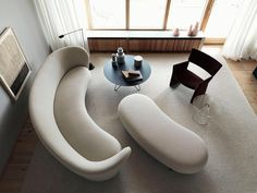 Massproductions - Dandy 4 Seater Sofa