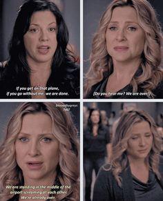 Greys Anatomy Episodes, Greys Anatomy Cast, Grey Anatomy Quotes, Greys Anatomy Memes, Grey's Anatomy Tv Show, Arizona Robbins, Dark And Twisty, Cristina Yang, Youre My Person
