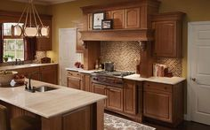 make kitchen cabinets moir 233 glass accents maple cabinetry in light praline to 3980