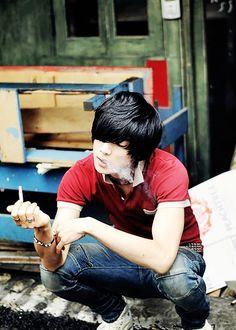 won jong jin Won Jong Jin, Ulzzang Tomboy, Go Sang Gil, Pretty Boys, Cute Boys, Park Hyung Seok, Korean Model, Asian Boys, Character Inspiration