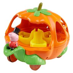 Kids Imported Toys Peppa Pig Once Upon A Time Pumpkin Carriage