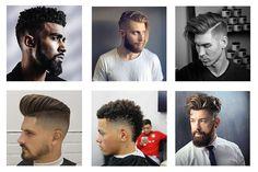 Cortes de cabelo masculino 2016: lisos, crespos e cacheados