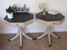 side table fontainebleau caned mobilier par mis en. Black Bedroom Furniture Sets. Home Design Ideas