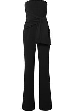 REBECCA VALLANCE La Vie 绉纱连身裤. #rebeccavallance #cloth #